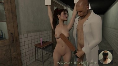 The New Girl Susan - Dr.Deviant BDSM VR game