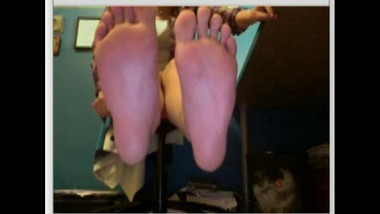 chatroulette girls feet 45