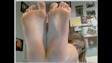 chatroulette girls feet 29