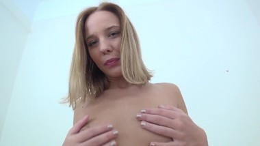 Hungarian Petite Teen with Braces Creampied