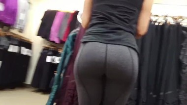 College Girls Yoga Pants Lululemon Ass Uggs Teen 2