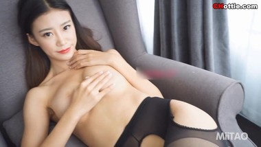 Chinese Hottie: model Angela(a??c?????) MiiTao series temptation video