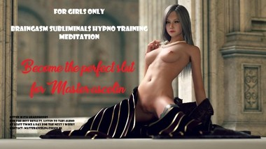 Become the perfect slut for Master ascelin: subliminals hypno training