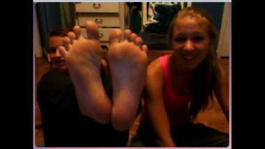 chatroulette girls feet 51