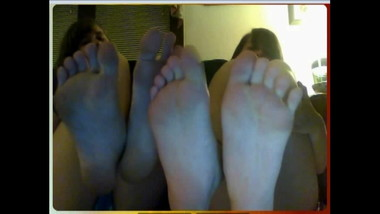 chatroulette girls feet 20