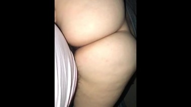 White thick ass