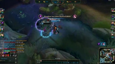 Mysterious girl hatefucked for being in sight. League of legends hentai