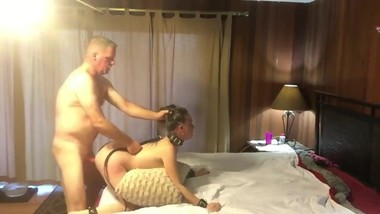 Stepdad used hard his naughty 18yo stepdaughter on vacation