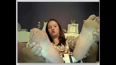 chatroulette girls feet 25