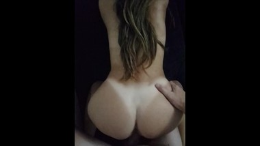 Hot amateur gf doggy POV