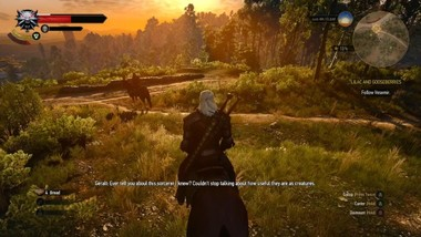 The Witcher 3 Episode 2: Geralt Plays Gwent