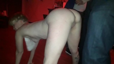 Sasha knox naked petite blonde small tits big ass at public sex party