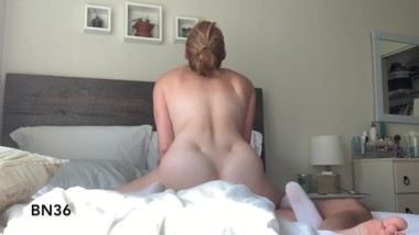 Hot College Slut Can't Stop Moaning