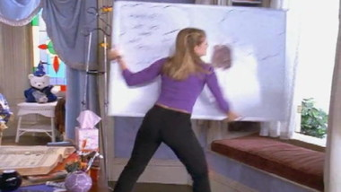 Melissa Joan Hart - Nice Thick Fat Ass in Tight Black Pants