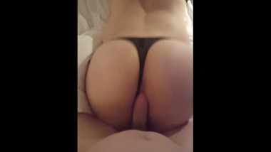 Fucking my girlfriends fat ass