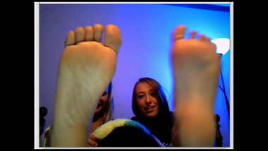 chatroulette girls feet 14