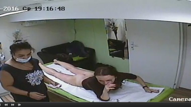 Hidden camera, new hair removal salon