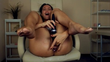 Teen goddess multiple squirting orgasms