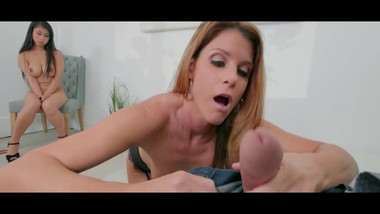 Busty office slut gets punished but she doesnt really mind