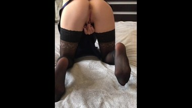 Alone at home. Wet pussy